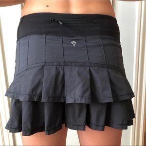Ivivva Black Skirt